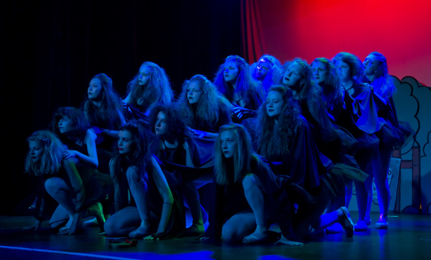 Stamwood's Got Talent, School Show 2012