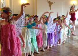 Twinkle Tots and Budding Ballerina's Summer School