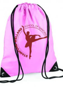 Welland branded Drawstring Bag