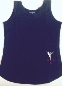 Welland Branded Senior Modern Sleeveless Tops