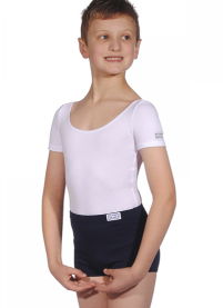 Freed Aaron Cap-Sleeved Leotard