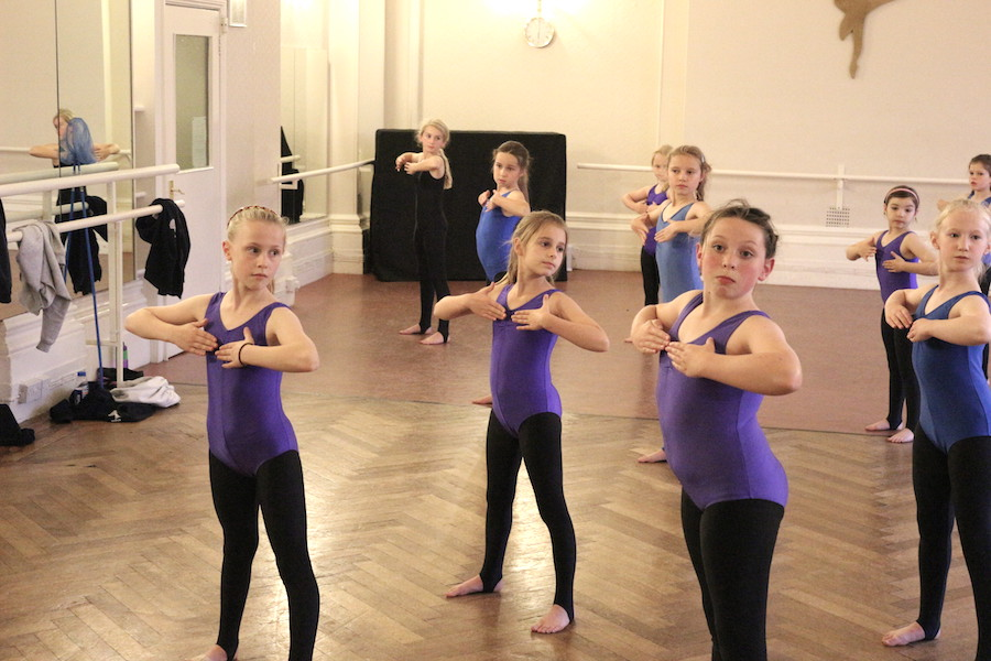 Dance college subjects uk