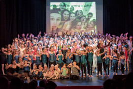 Welland School Show 2016 - The Four Seasons