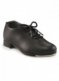 RVJ PU Upper Lace-up Tap Shoes