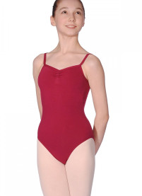 Roch Valley Claret Tara Strappy Sleeveless Leotard