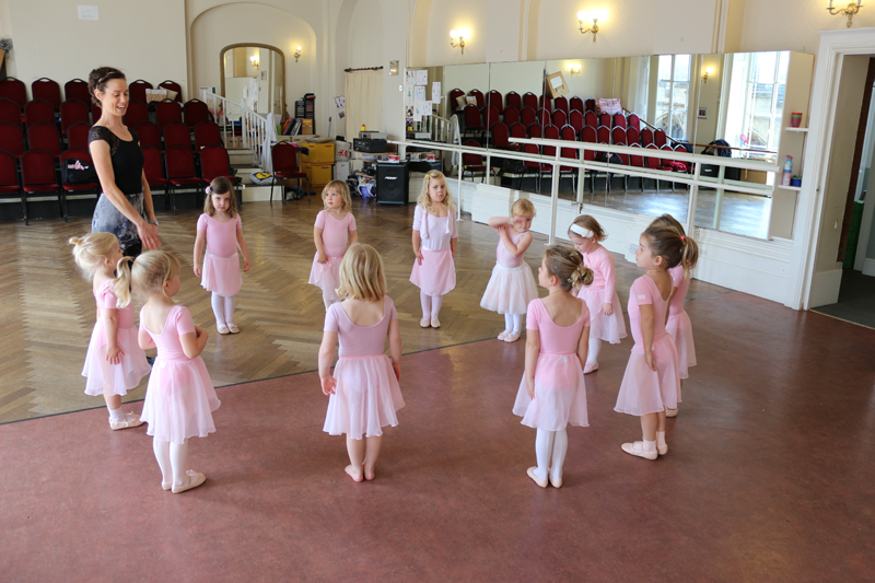 Pre Primary RAD Ballet (Reception)